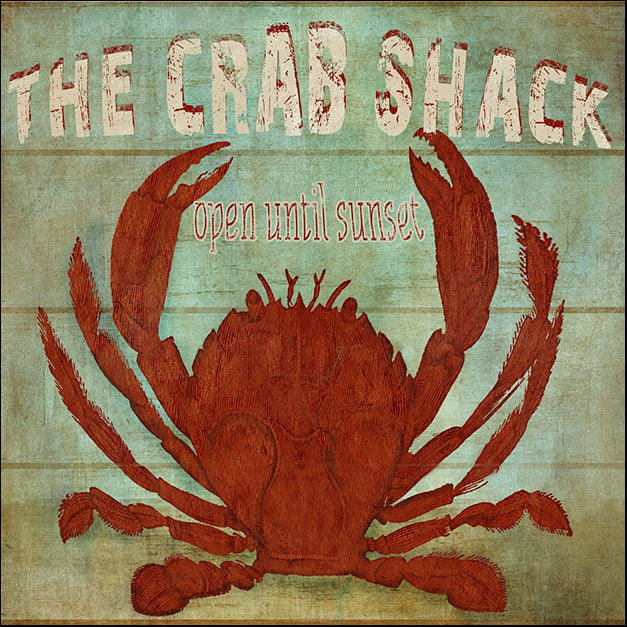 BETALB123021 The Crab Shack, by Beth Albert, available in multiple sizes
