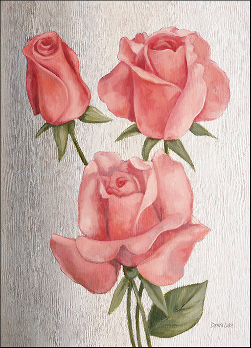 DEBLAK49713 American Classic Rose, by Debra Lake, available in multiple sizes