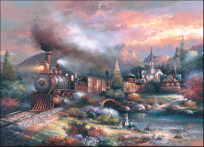 DP-113725 Maryland Mountain Express, by James Lee available in multiple sizes