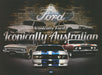 Ford Iconically Australia 79x58cm paper - Chamton