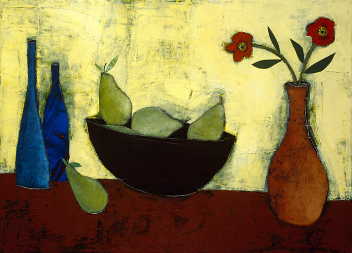 Foust,76558 Tabletop Still LIfe I, by Charlotte Foust available in multiple sizes