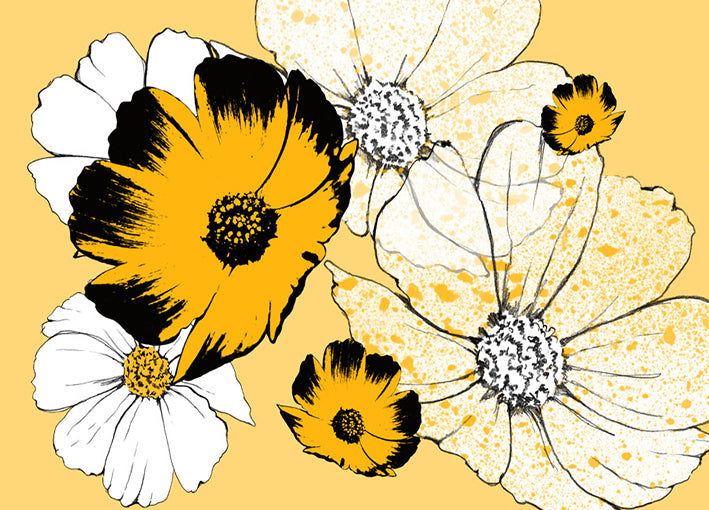 87353 Dogwood Sunshine, by GI artlab, available in multiple sizes