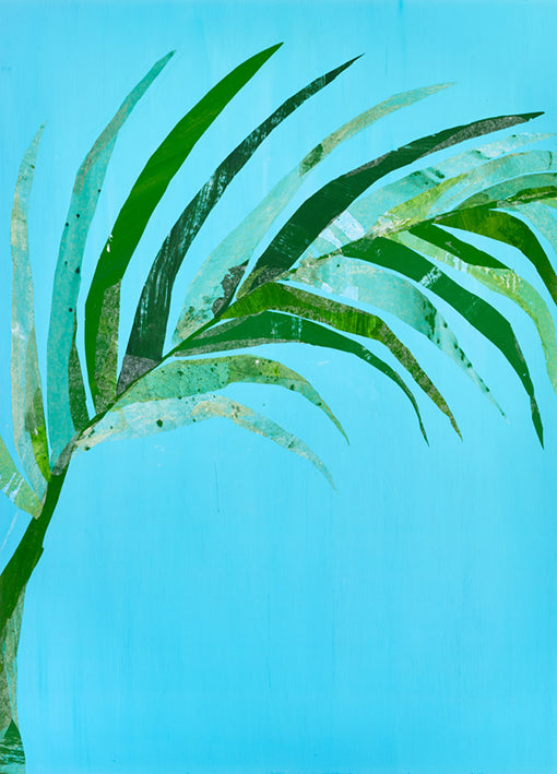 92847 Palm Frond II, by Jones E, available in multiple sizes