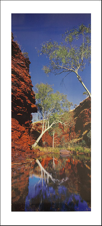Ken Duncan KDO607 Outback Reflections 83x158cm paper - Chamton