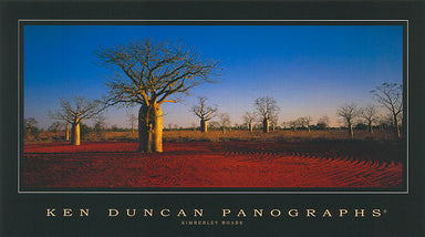 Ken Duncan KDM410 Kimberly Boabs 40x22cm paper - Chamton