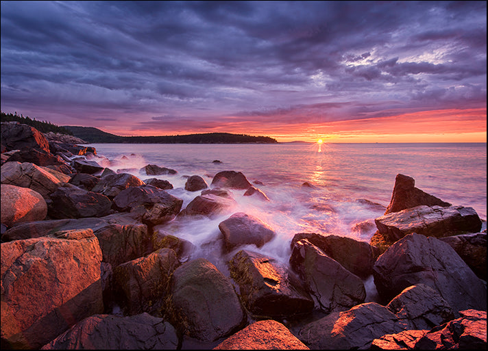 MICBLA140461 Acadia Rocks, by Michael Blanchette Photography, available in multiple sizes