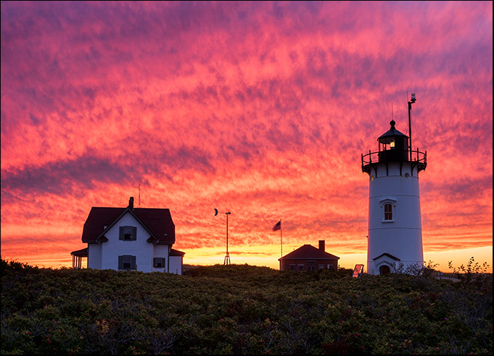MICBLA141947 Sky On Fire, by Michael Blanchette Photography, available in multiple sizes