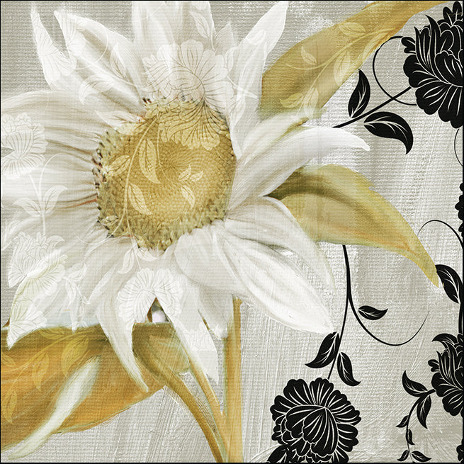 QCBK-SQ-110486 Hidden within the Daisy I , available in multiple sizes