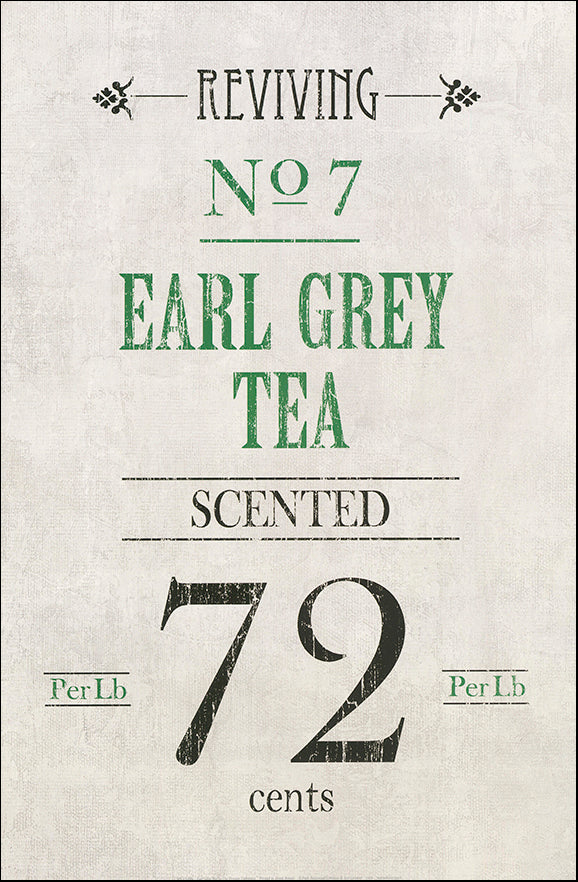 R SPQ5596 Earl Grey Tea by The Vintage Collection 40x61cm on paper