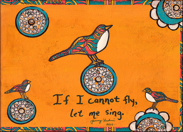 TAMKUS134141 If I Cannot Fly, by Tammy Kushnir, available in multiple sizes