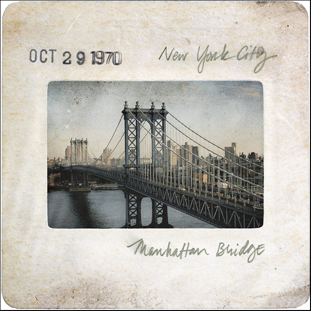 90563 Slide of New York A, by THE Studio, available in multiple sizes