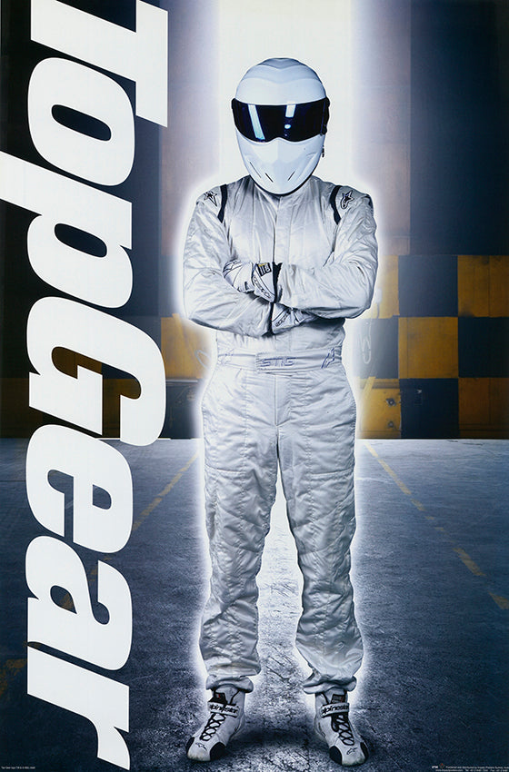 Top Gear The Stig 60x90cm paper - Chamton