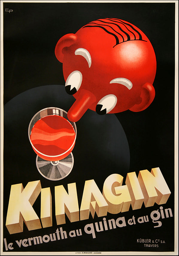 VINAPP116909 Kinagin, available in multiple sizes