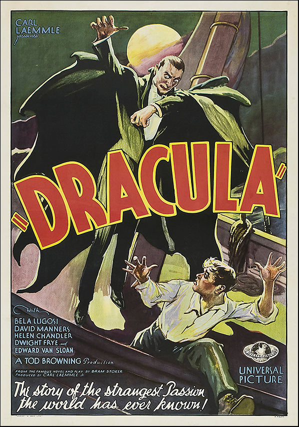VINAPP118466 Dracula Movie, available in multiple sizes
