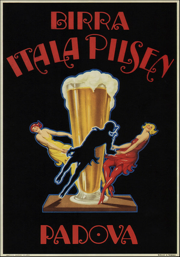 VINAPP119672 Birra Itala Pilsen Padova, available in multiple sizes