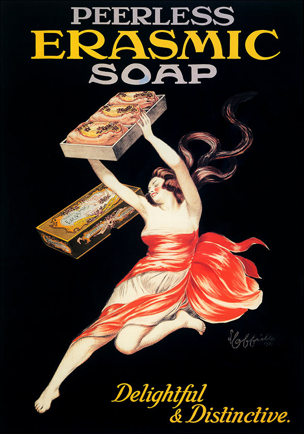 VINAPP121388 Peerless Erasmic Soap, available in multiple sizes