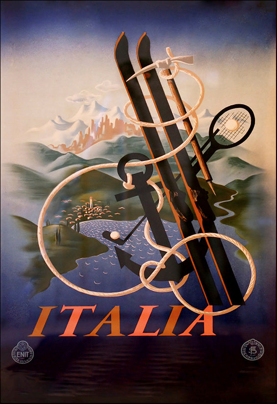 VINAPP122815 Italia, available in multiple sizes