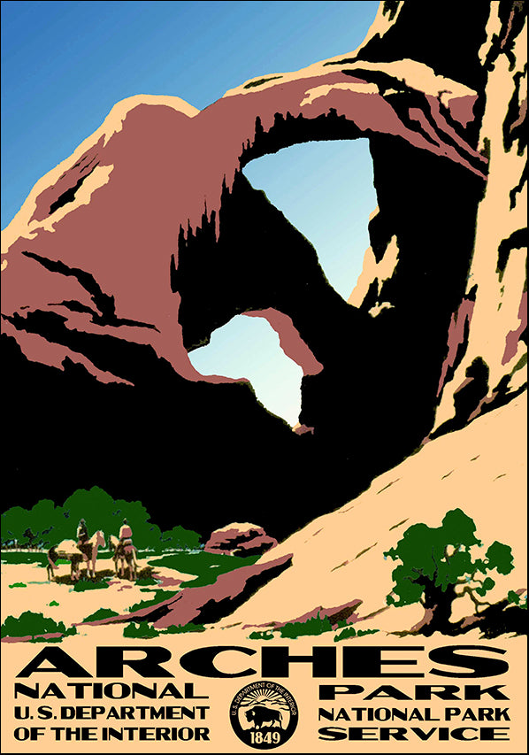 VINAPP122862 Arches National Park, available in multiple sizes