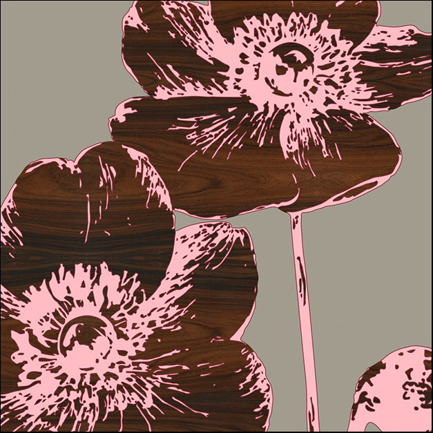 92774 Japanese Anemone, by Jef Designs, available in multiple sizes