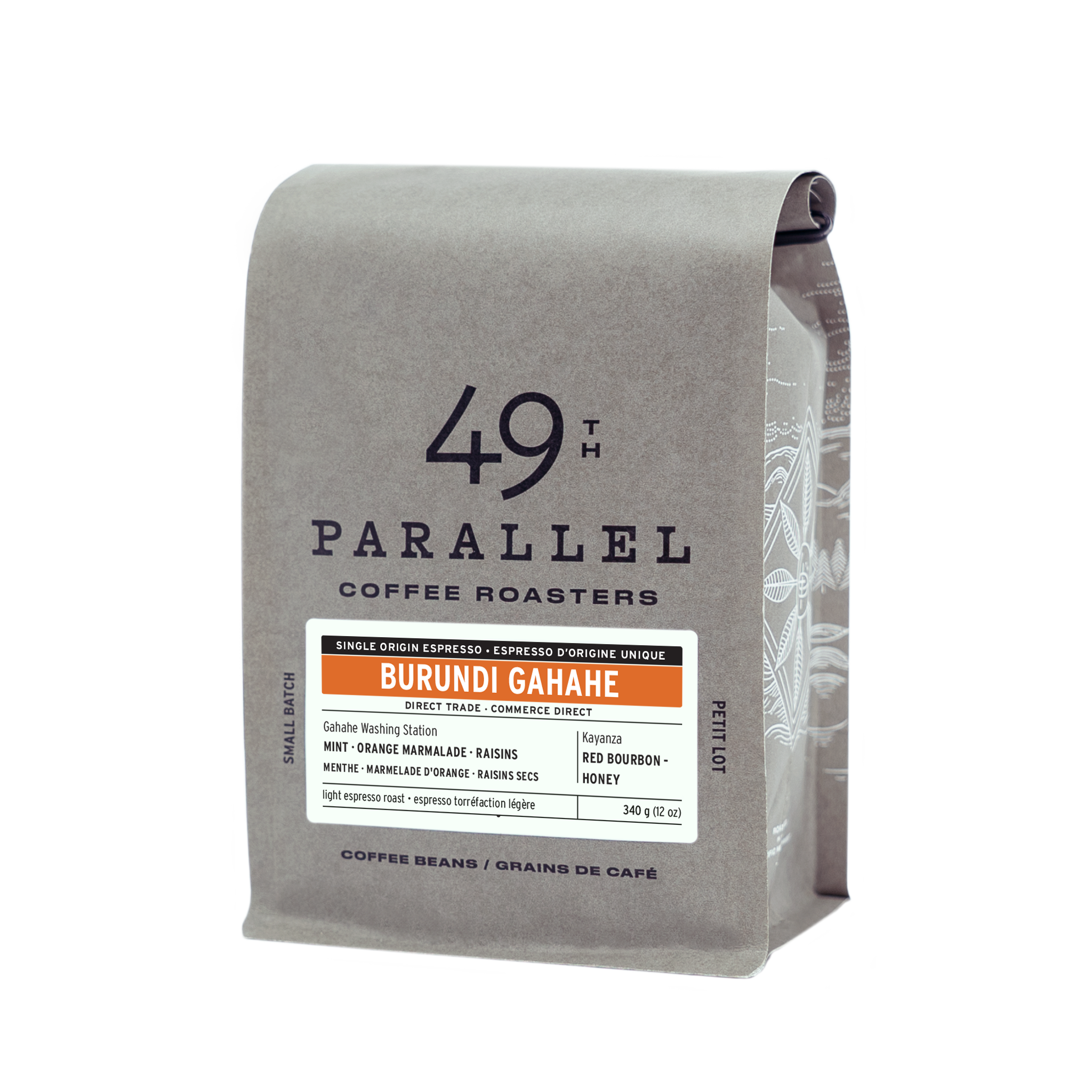 Burundi Gahahe (Honey)