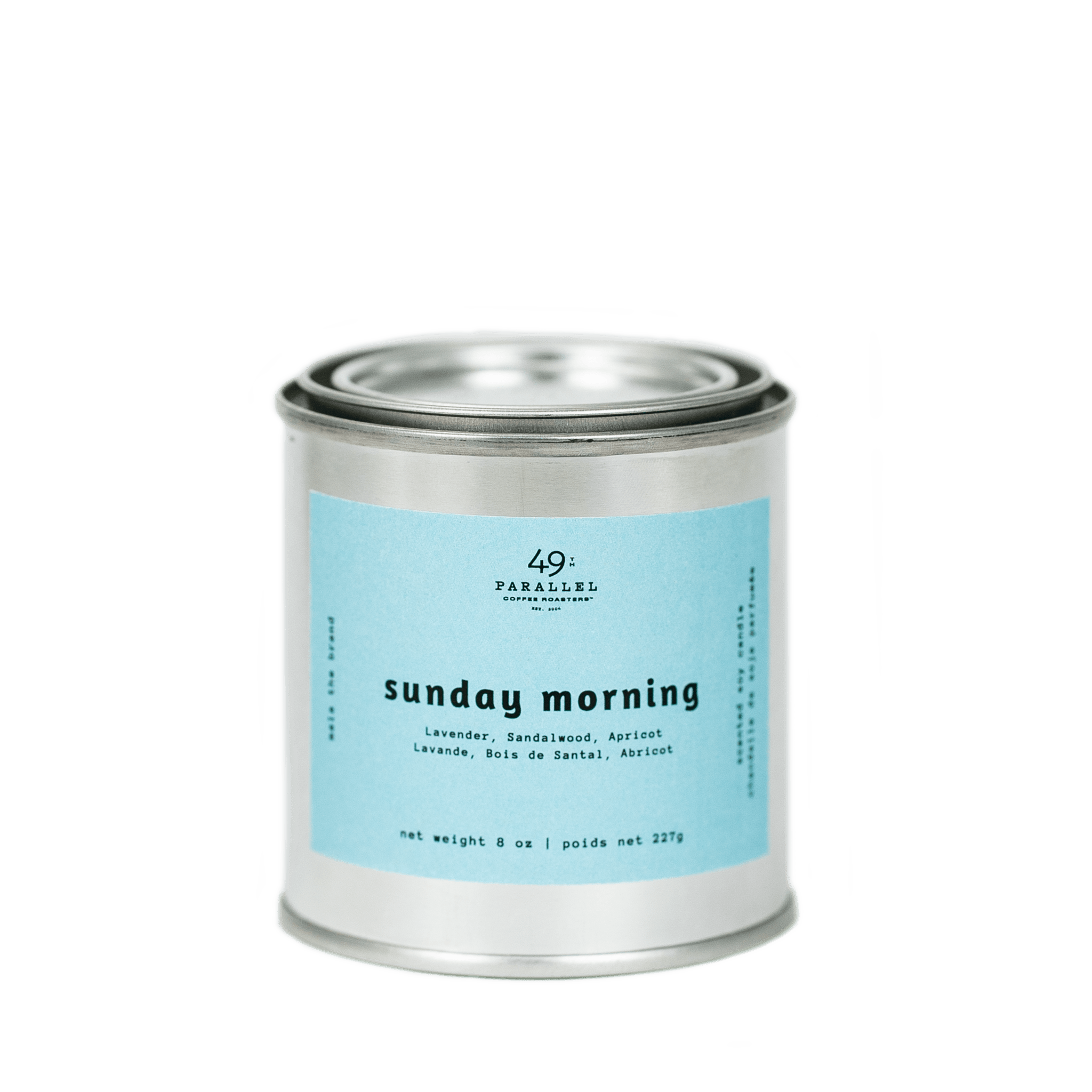 49th X Mala The Brand Candle - Sunday Morning