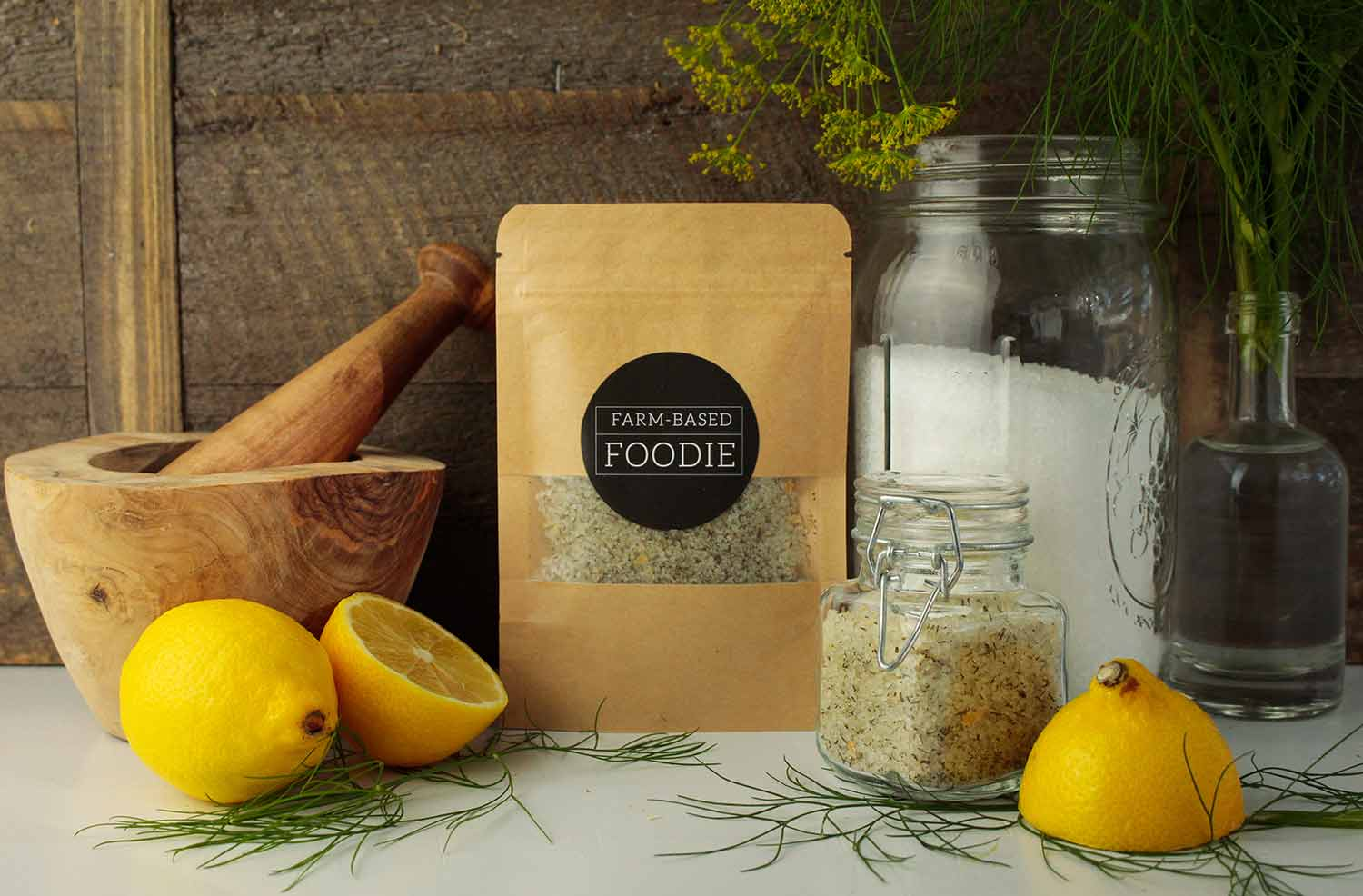Lemon Dill Salt