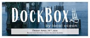 Box #4: Black Cod Dinner + Coho Salmon Sliders
