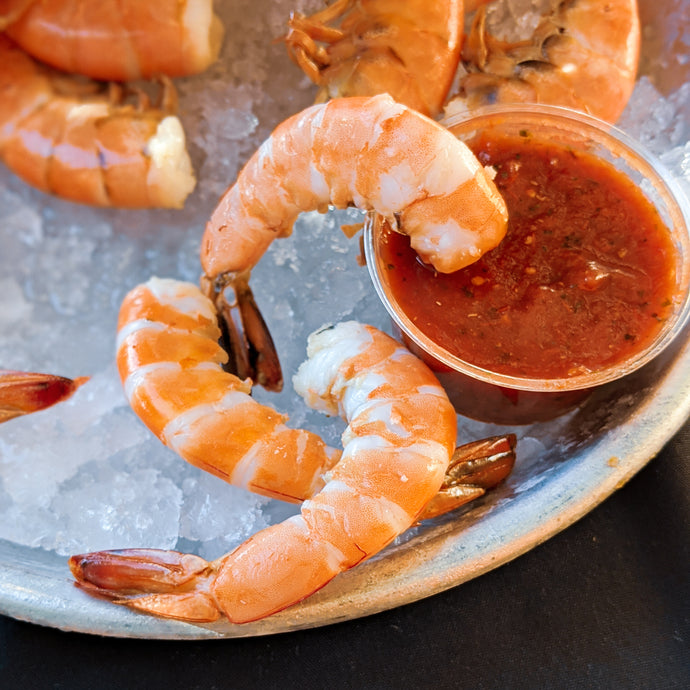 Peel n' Eat Prawns Appetizer Kit