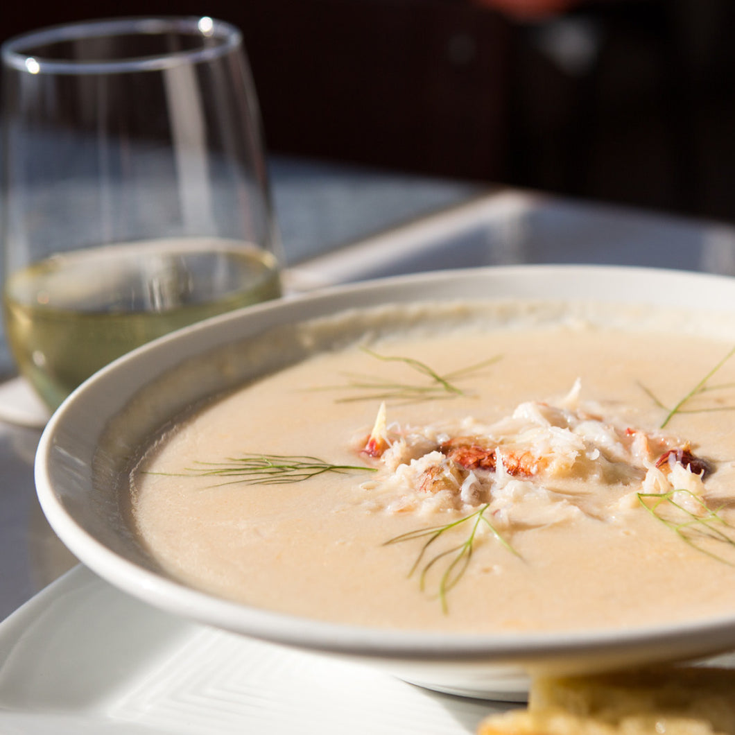 Dungeness Crab Soup Kit (1 bowl)