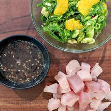 Load image into Gallery viewer, Albacore Tuna Poke Kit (2 sides)