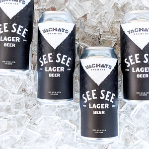 Yachats Brewing | See See Lager
