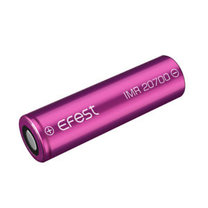 Efest 20700 3000mAh 30A Rechargeable Battery