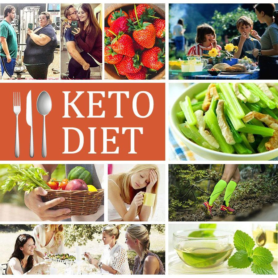 The Keto Diet: The Complete Guide to a High-Fat Diet, with More Than 125 Delectable Recipes and 5 Meal Plans to Shed Weight, Heal Your Body, and Regain Confidence