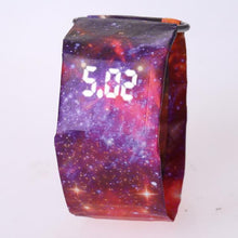 Load image into Gallery viewer, Creative Paper Watch LED Waterproof