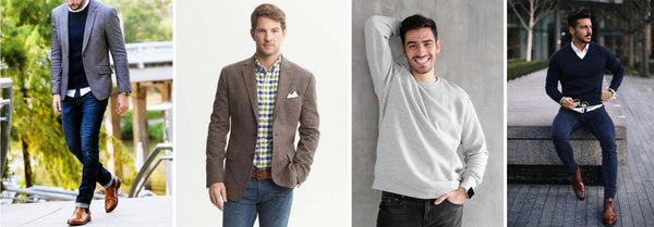 4 Tips To Look Professional In Slim Jeans