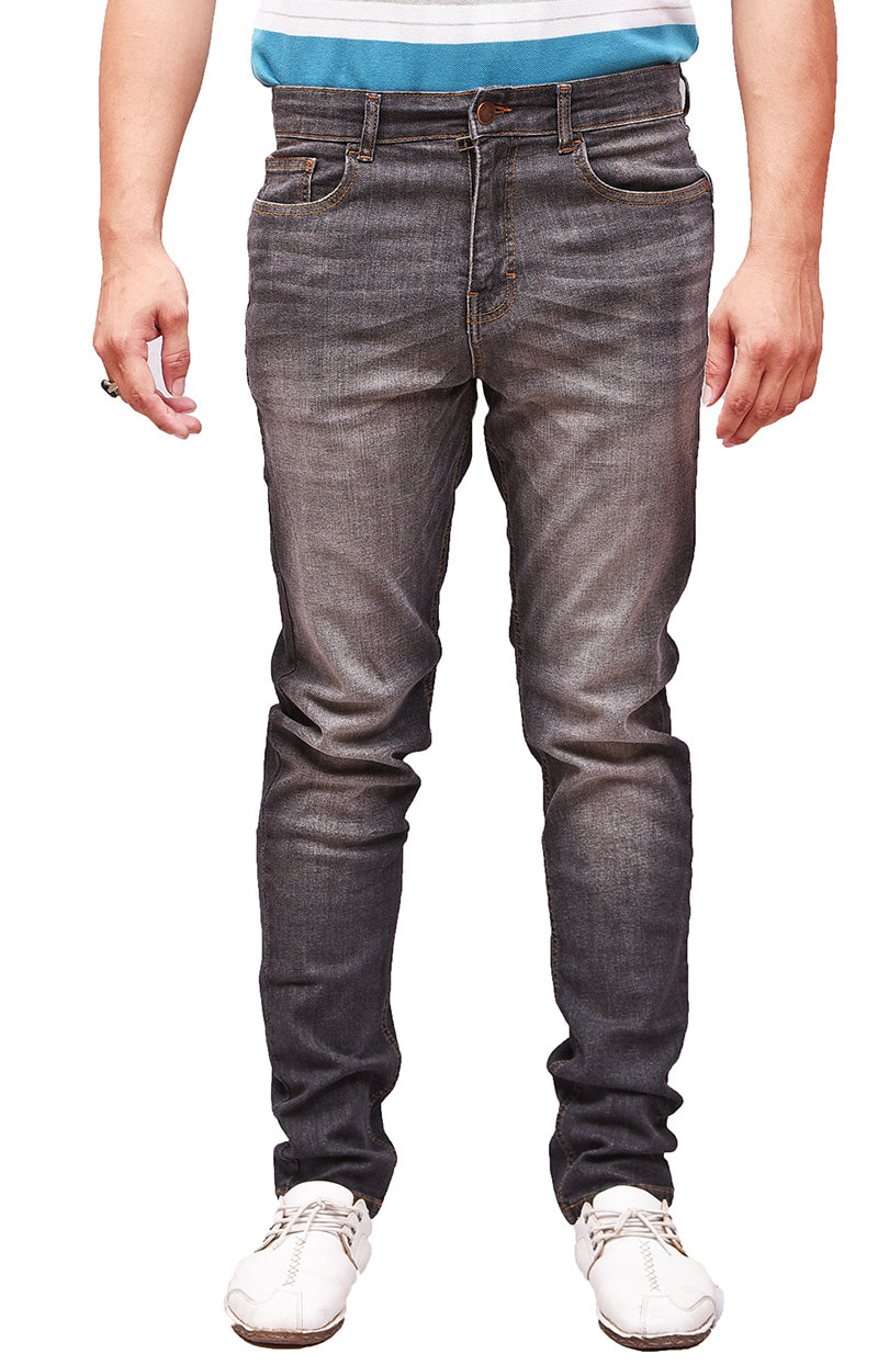 1821 Slim Straight Stretch Designer Men's Jeans