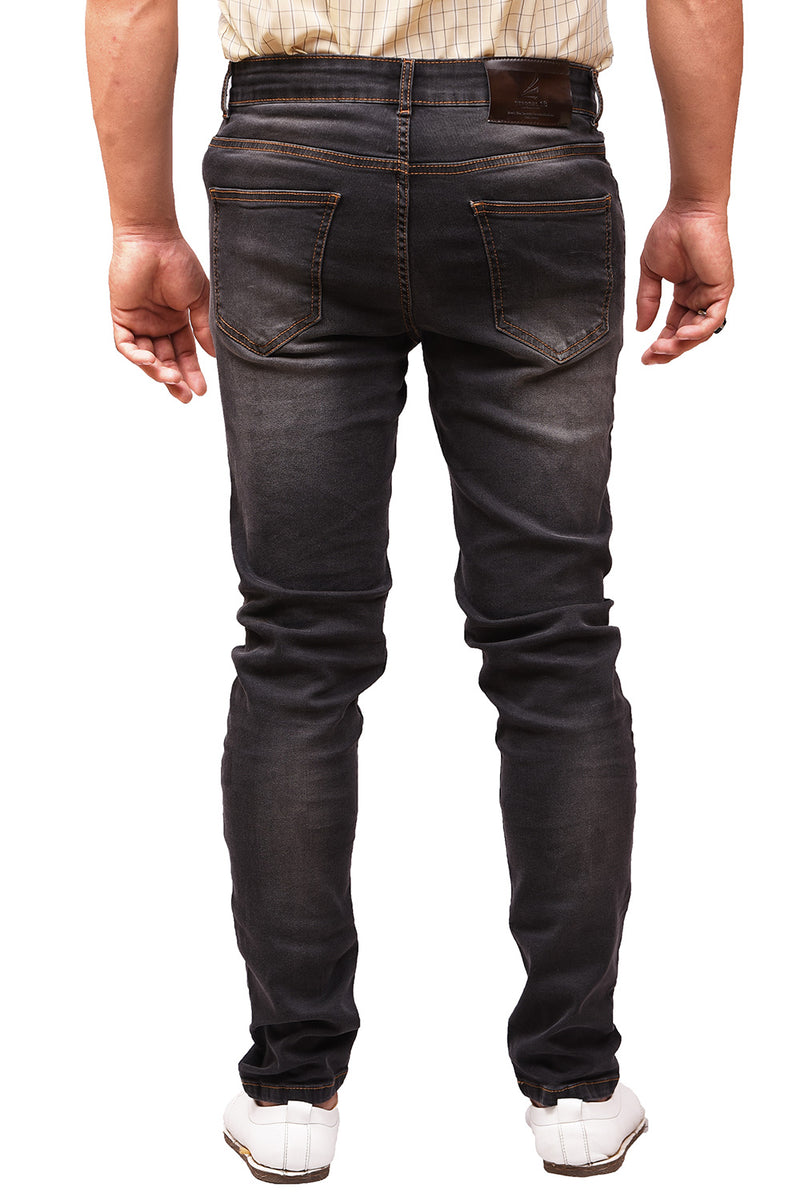 1827 Slim Straight Stretch Designer Men's Jeans