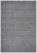 Allure Black Cotton Rayon Rug