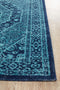 Eternal Whisper Vision Blue Runner Rug