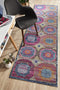 Eternal Whisper Dots Multi Runner Rug