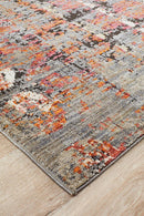 Jezebel Fluid Eve Modern Rust Rug - Block & Crate