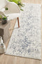 Kendra Farah Distressed Contemporary Runner Rug - Block & Crate