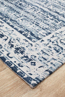 Magnolia 88 Denim Rug - Block & Crate