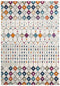 Mirage Peggy Tribal Morrocan Style Multi Rug - Block & Crate