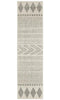 Mirage Adani  Modern Tribal Design Grey Runner Rug - Block & Crate