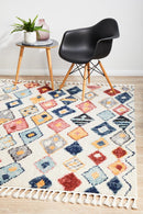 Marrakesh 333 Multi Rug - Block & Crate