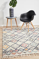 Marrakesh 666 Multi Rug - Block & Crate
