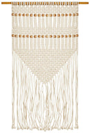 Rug Culture Home 424 Natural Wall Hanging