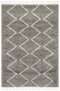 Saffron 11 Grey Rug - Block & Crate