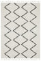Saffron 11 White Rug - Block & Crate